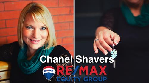 Chanel Shavers logo